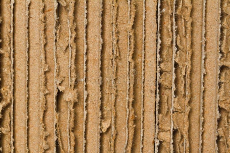 Обработанная резанием поверхность коробки. стоковое изображение rf