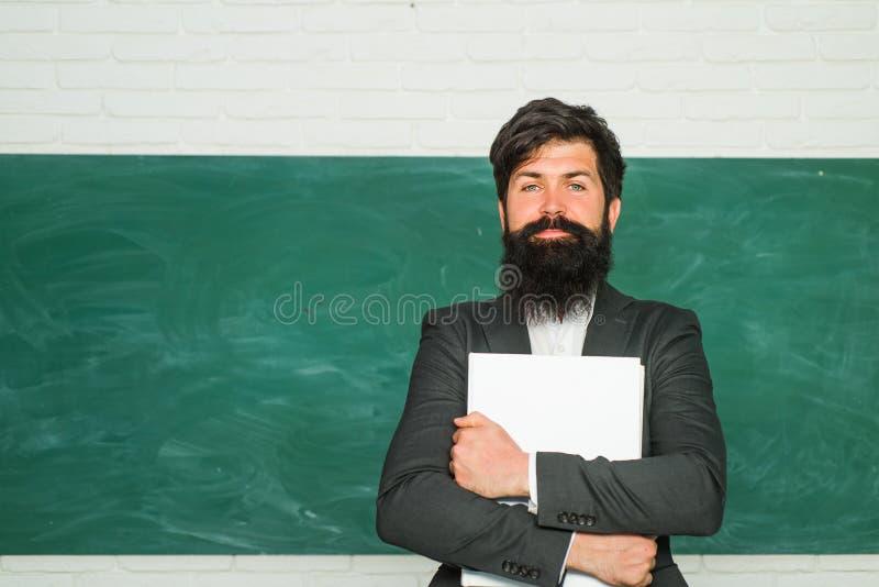 Образование и учить концепцию людей - учительницу около классн классного o Спасибо учитель Портрет  стоковые изображения rf