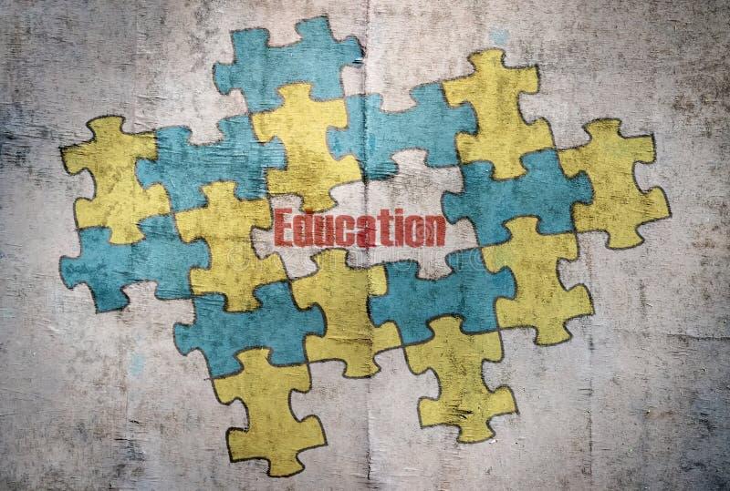Образование отдельного слова стоковое изображение