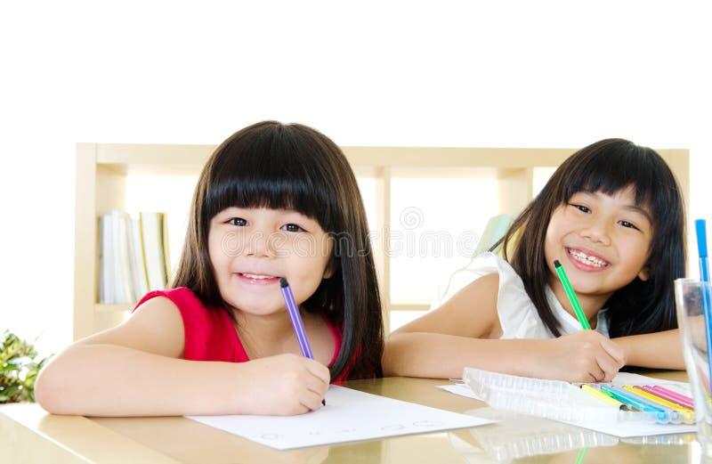 Образование ребенка стоковые изображения