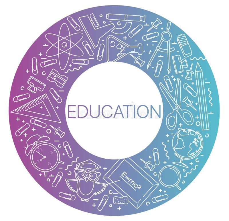 Образование бесплатная иллюстрация