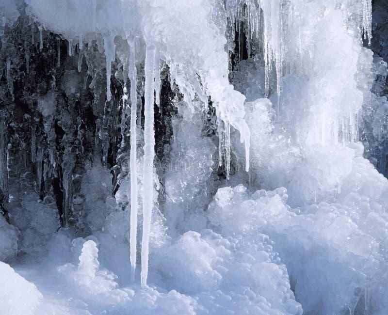 Образования льда стоковые изображения