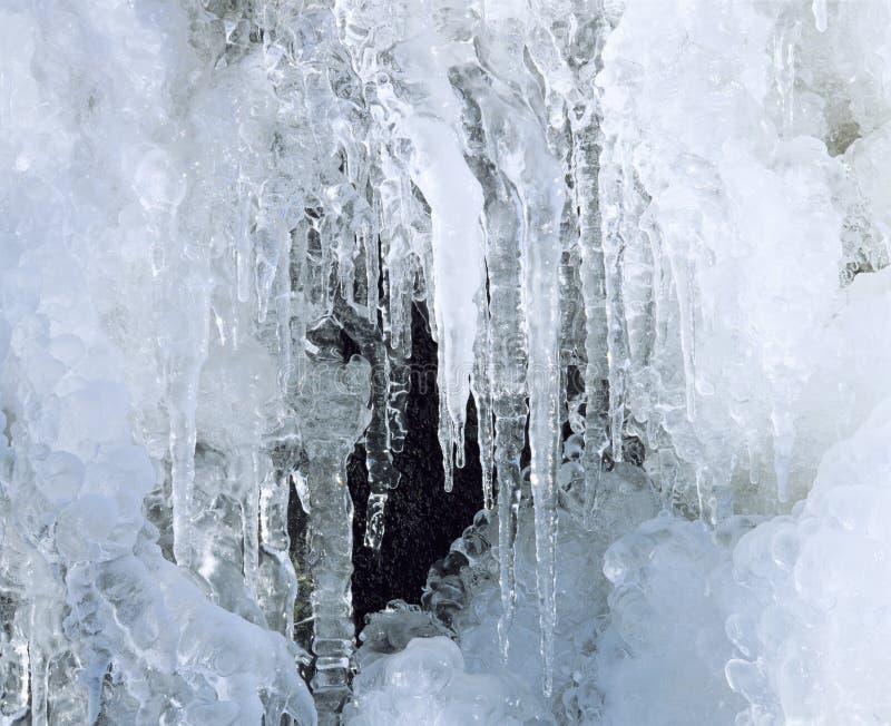 Образования льда стоковое фото