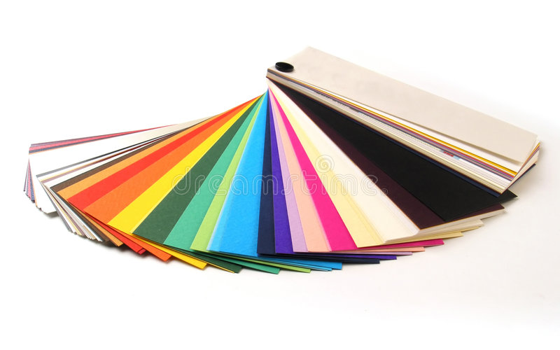 образцы визитных карточек бумажные стоковое фото rf