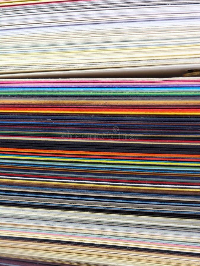 образцы bakground бумажные белые стоковая фотография