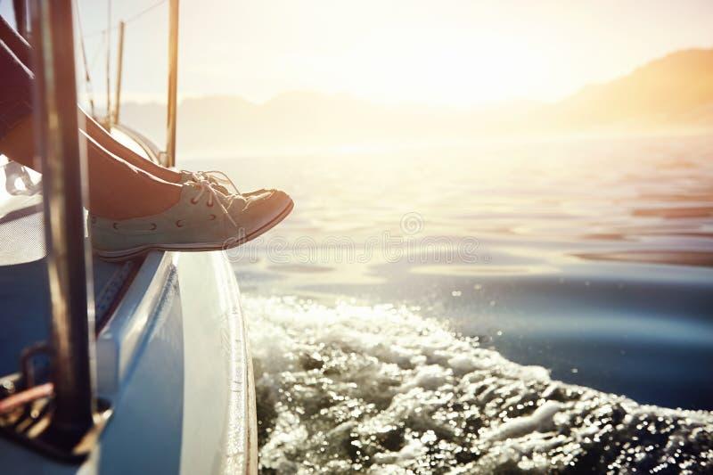 Образ жизни плавания стоковые фото