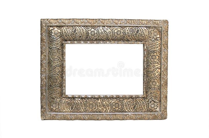 обрамите богато украшенный изображение стоковое изображение rf