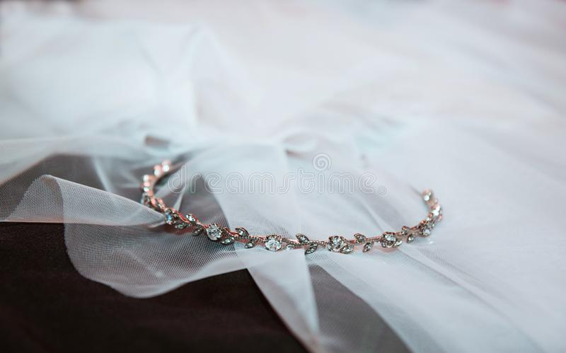 Обручальное кольцо диаманта золота стоковые изображения rf