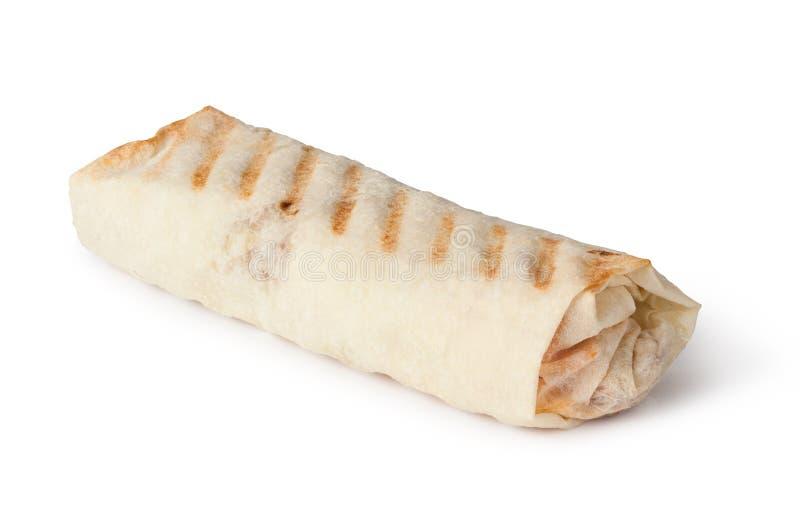 Обруч Tortilla, fajita стоковые фотографии rf