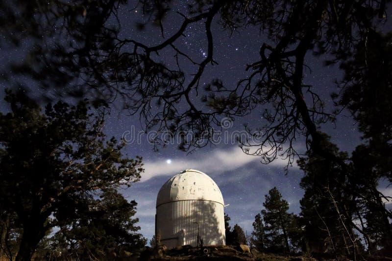 обсерватория малая стоковое изображение rf