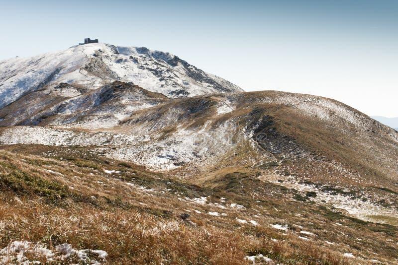 Обсерватория обременительного имущества стоковое фото rf