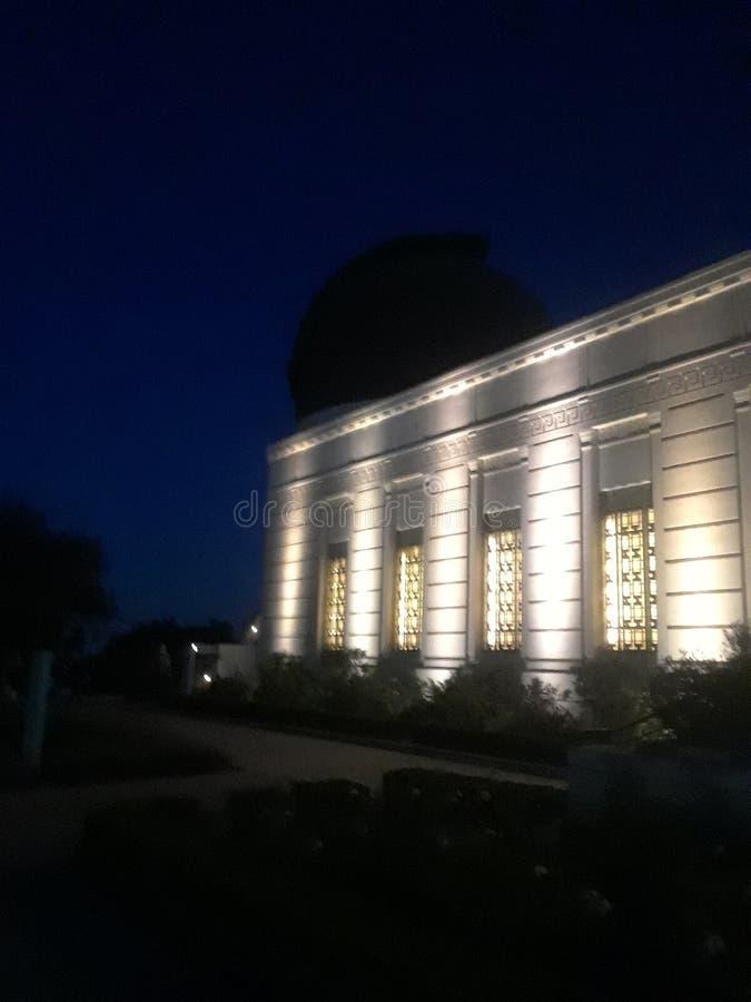 обсерватория стоковое изображение rf