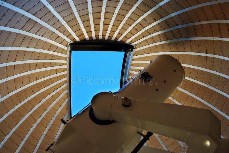 обсерватория стоковая фотография rf