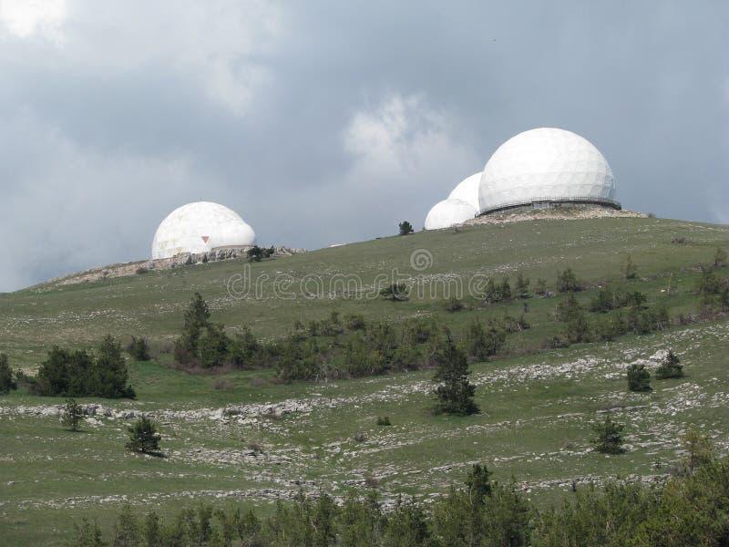 Обсерватория стоковые изображения rf