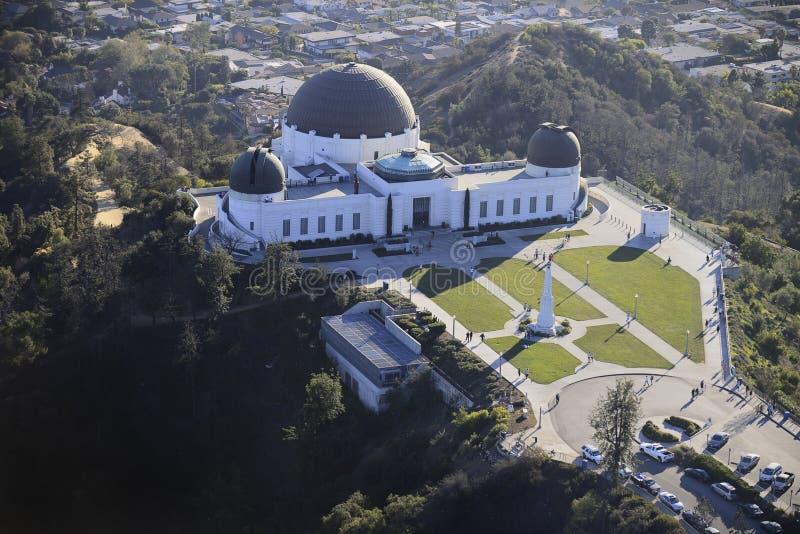 Обсерватория Griffith стоковое изображение rf