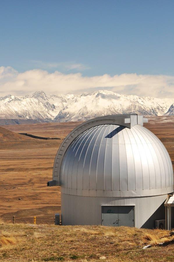 обсерватория john mt стоковые изображения