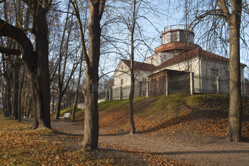 Обсерватория Tartu стоковые изображения rf