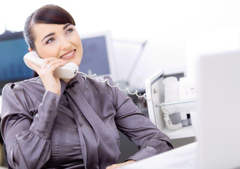 обслуживание оператора клиента стоковое изображение
