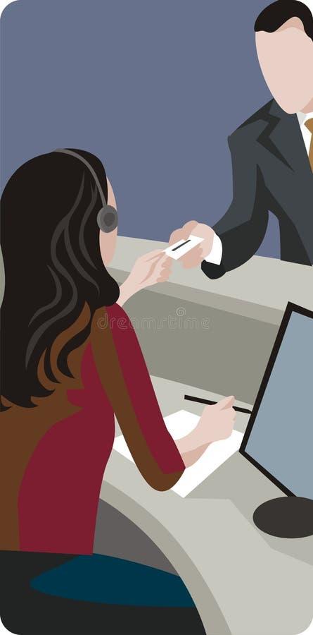 обслуживание серии иллюстрации бесплатная иллюстрация