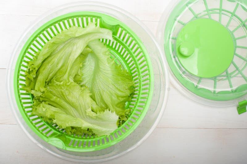 Обтекатель втулки салата стоковое изображение