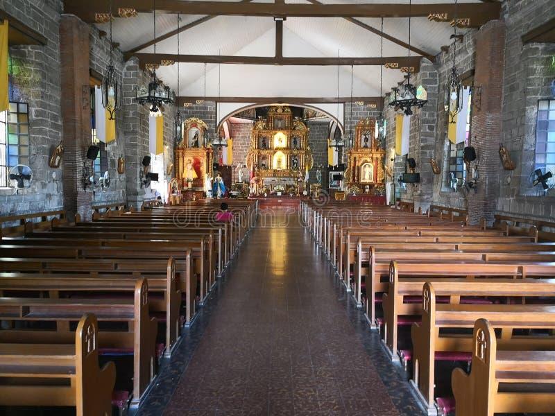 Общая церковь триаса стоковая фотография