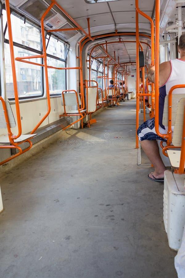 Общественный транспорт стоковое изображение