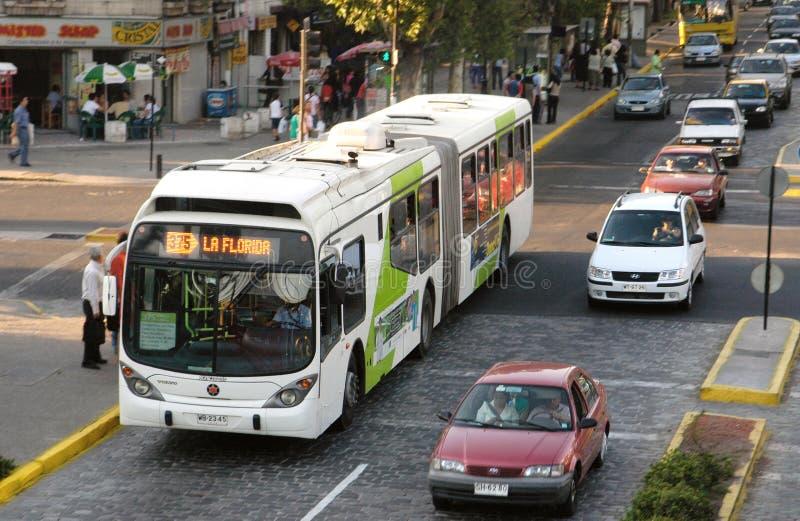общественный транспорт стоковая фотография rf