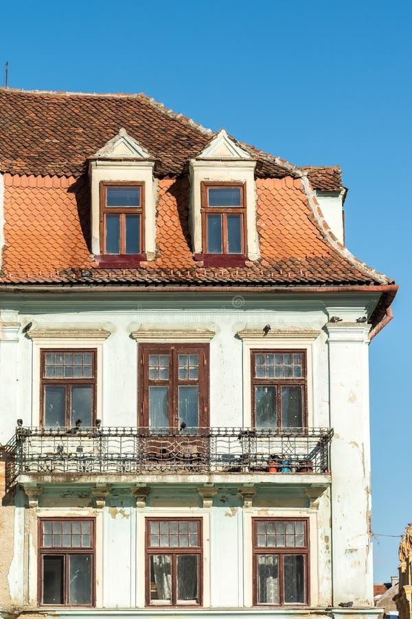 Download Общий средневековый дом стоковое изображение. изображение насчитывающей напольно - 37925471