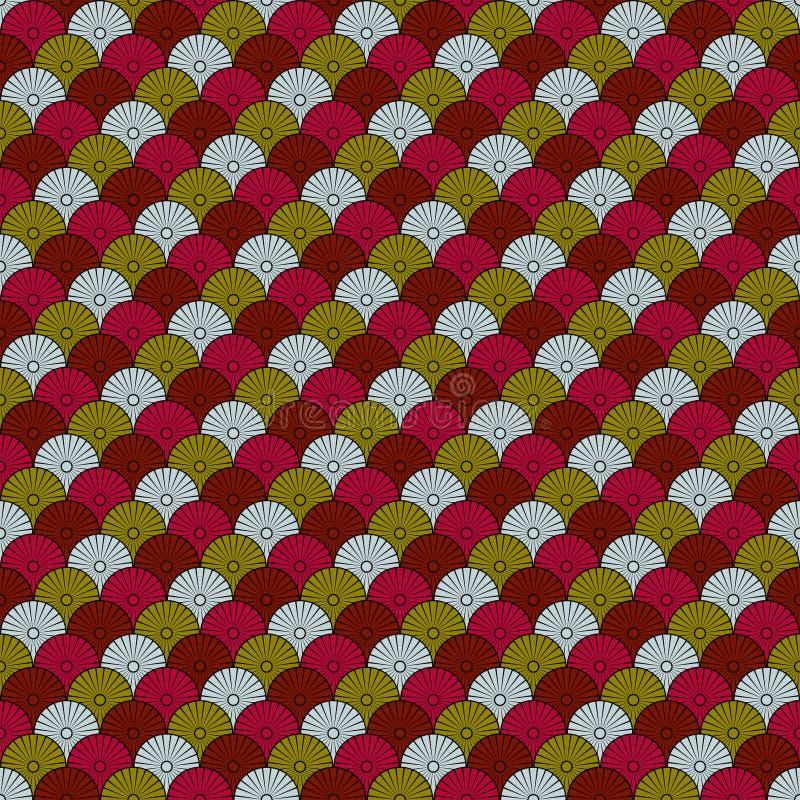 объезжает цветастое иллюстрация штока