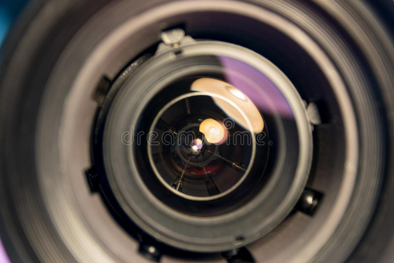 Объектив задачи фото стоковые фото