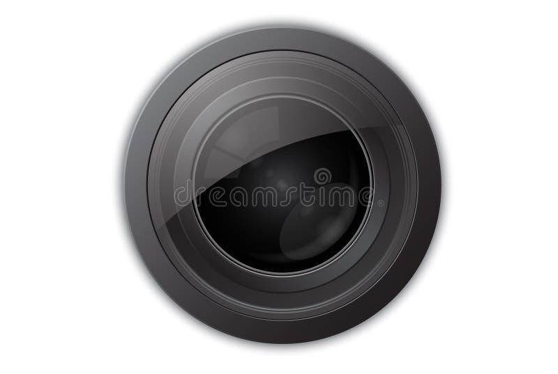 объектив фотоаппарата бесплатная иллюстрация