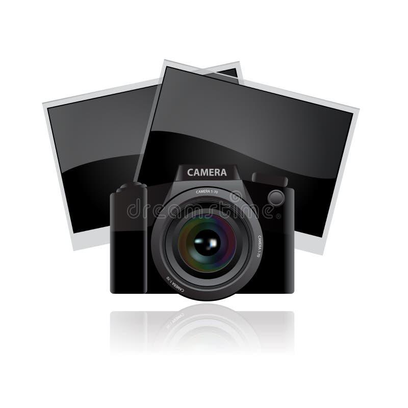 Объектив цифровой фотокамера бесплатная иллюстрация