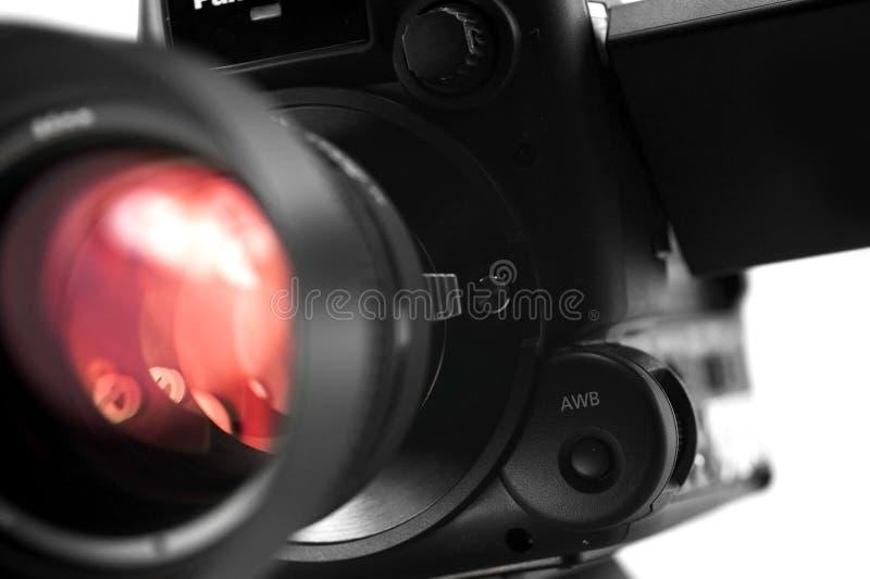 объектив 35mm стоковое изображение