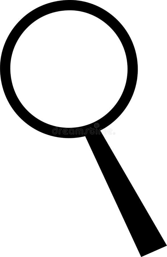 объектив иллюстрация вектора