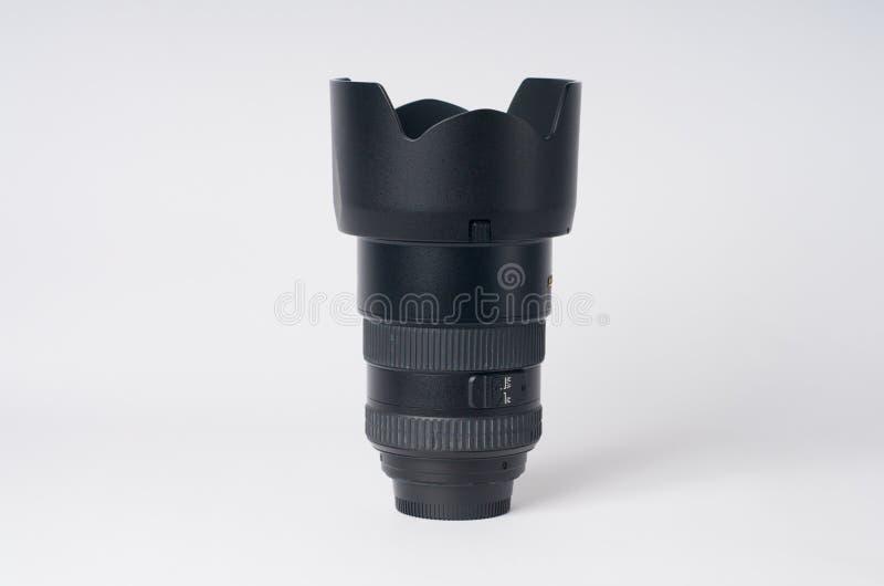 объектив dslr камеры стоковое изображение rf