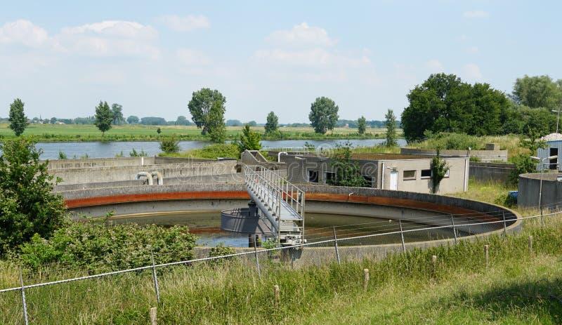 Объект очистки воды стоковое изображение