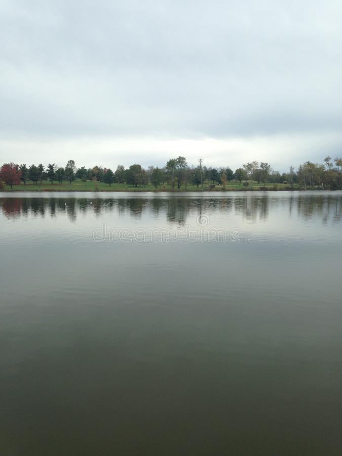 Облака Кентукки стоковые фотографии rf
