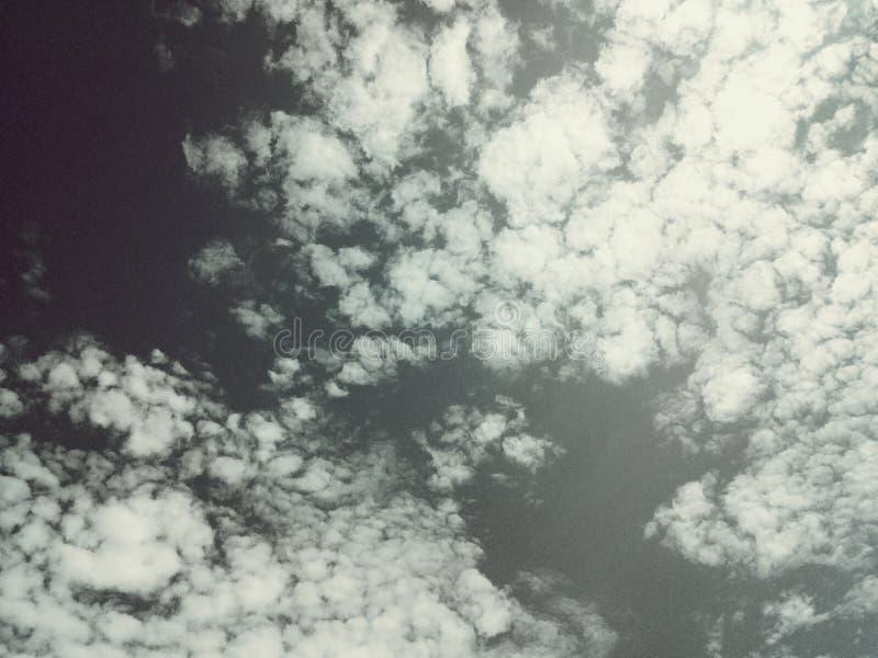 Облака тоскливости стоковые фотографии rf