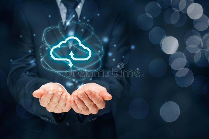 облако 2010 вычисляя smau Майкрософта стоковые фото