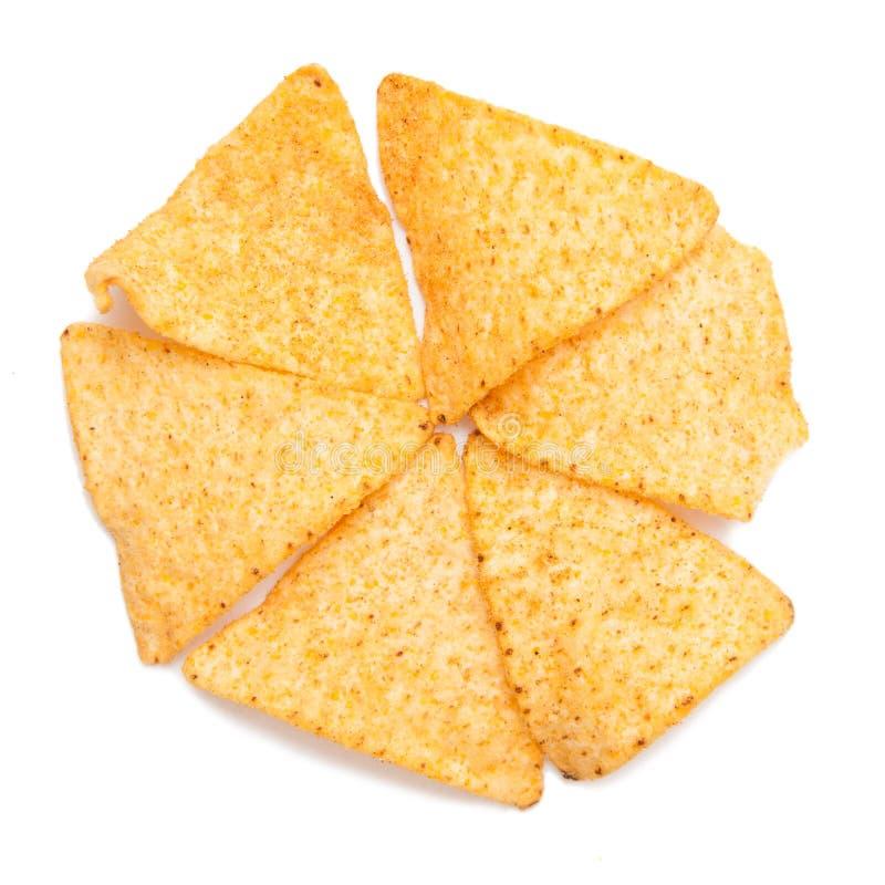 Обломоки Tortilla стоковые изображения