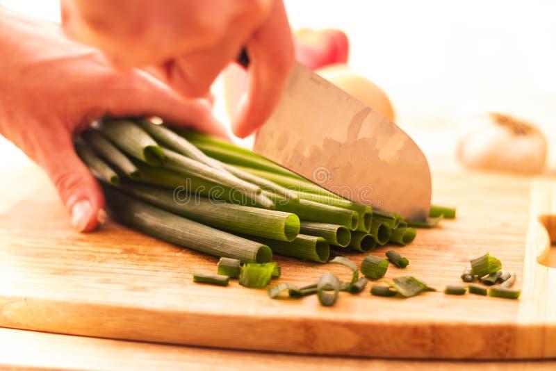 овощи вырезывания стоковое фото rf
