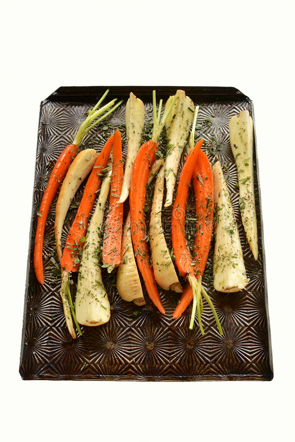 Овощи корня жарки стоковые фотографии rf