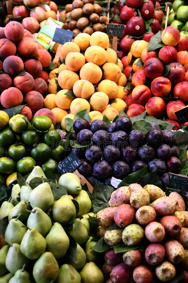 овощи плодоовощ стоковая фотография rf