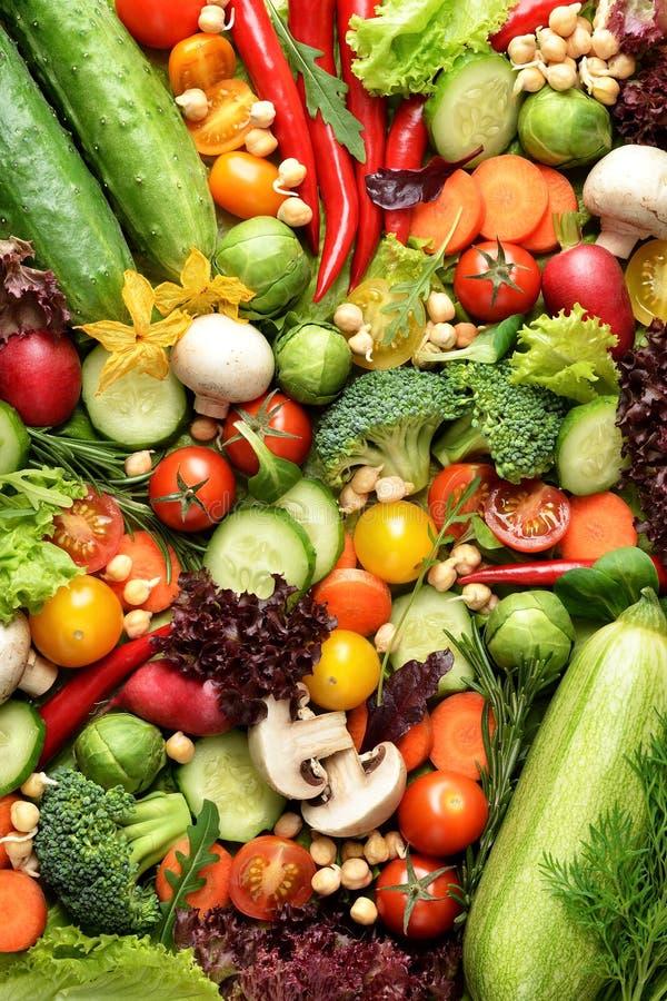 овощи продуктов свежего рынка земледелия стоковые фотографии rf