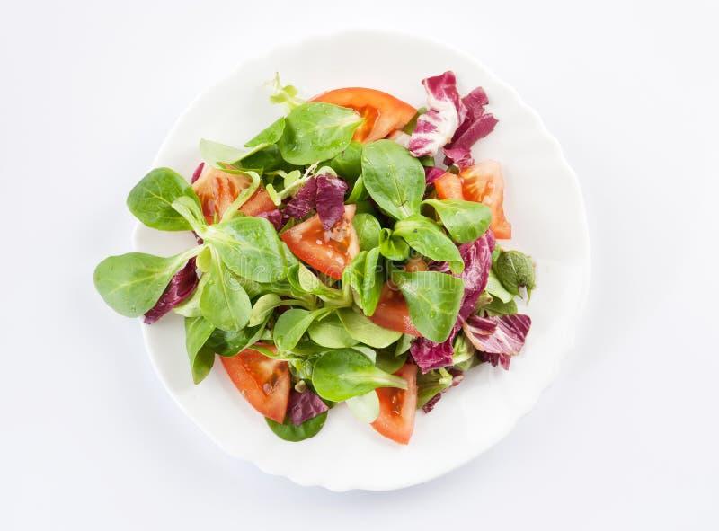 овощи салата стоковое изображение rf