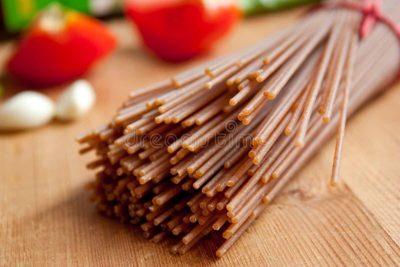 овощи спагетти стоковое фото