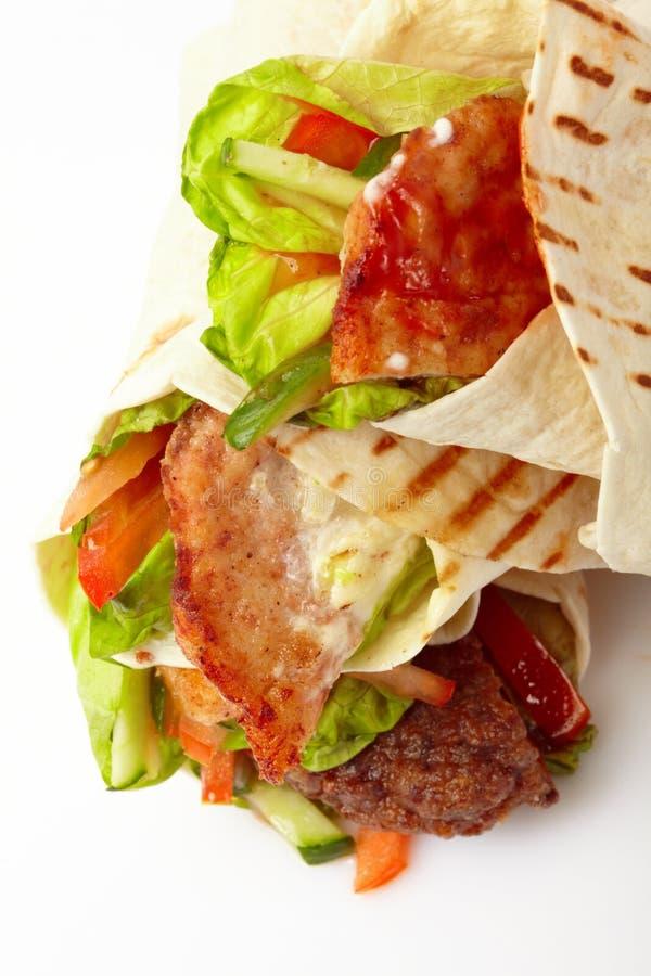овощи tortilla стоковое фото rf