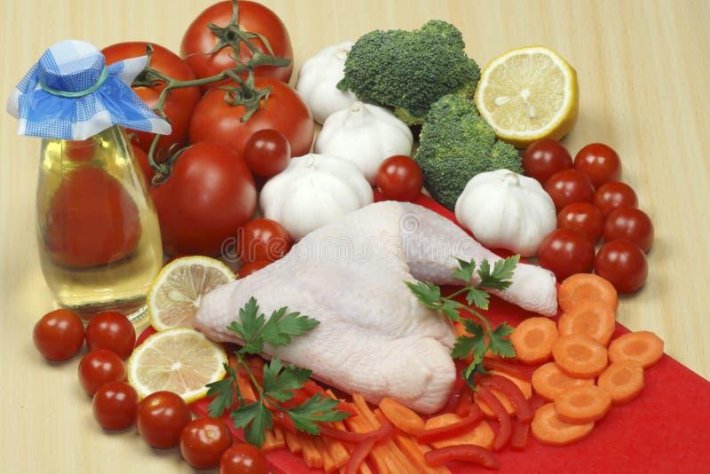 овощ ноги цыпленка стоковые фото