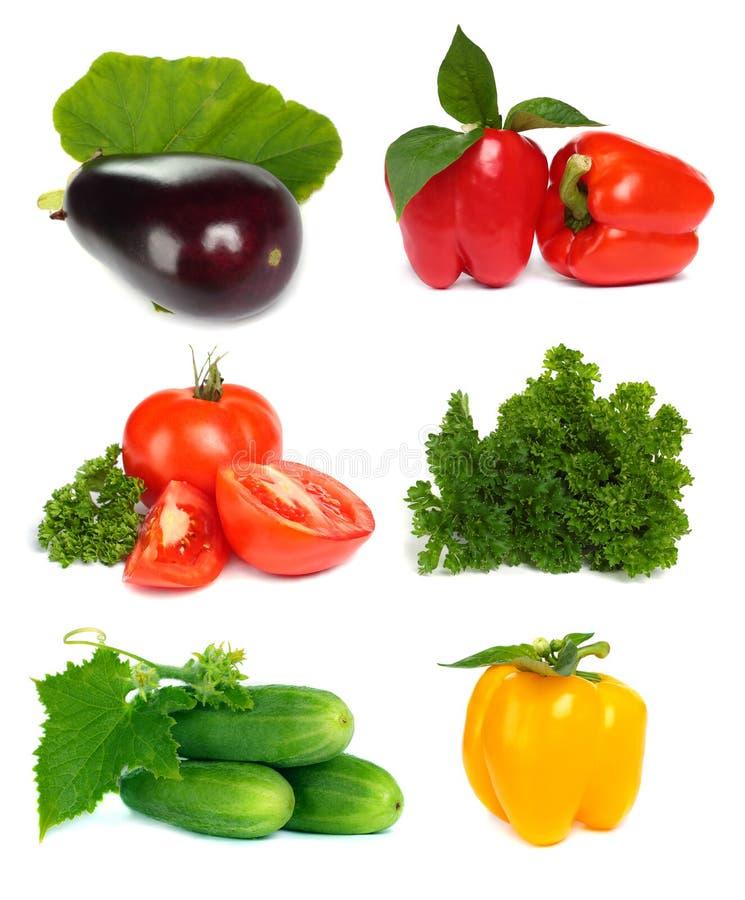 овощ плодоовощ установленный стоковые фотографии rf