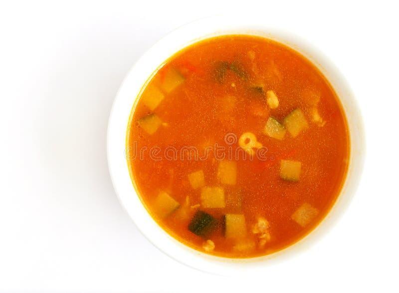 овощ томата супа стоковое фото rf